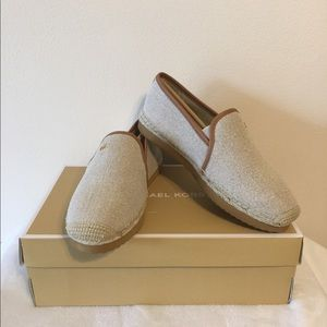 Michael Kors Hastings Slip On Size 8.5